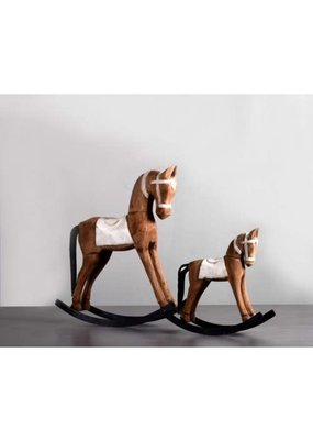 Set of 2 Horses (1 small, 1 large)