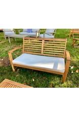 Hoang Hung Co. Saigon Loveseat/Bench with Cushion