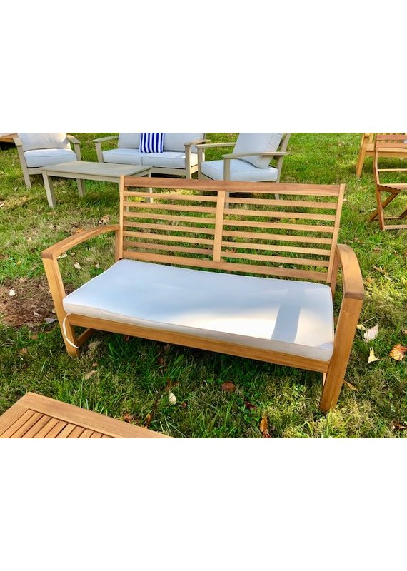 Saigon Loveseat/Bench with Cushion