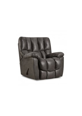 Biscuit Manual Rocker Recliner