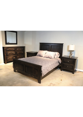 Style N Living Ophelia Queen Complete Bed