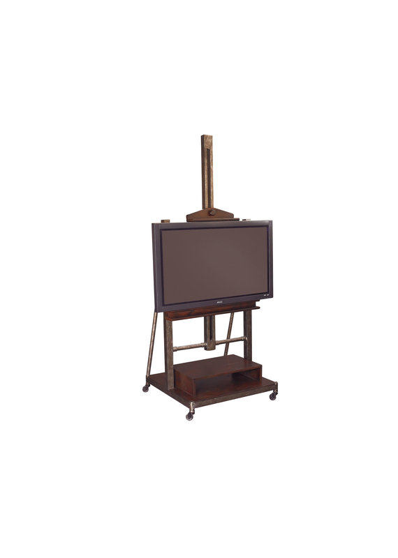 Hammary Structure Easel TV stand