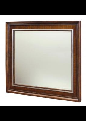 American Drew Motif Landscape Mirror
