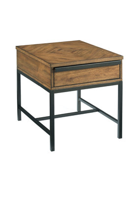 Hammary Sympli End Table