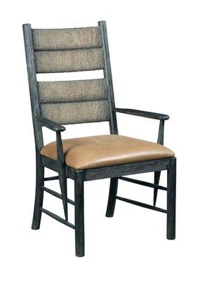 Kincaid Cypress Arm Chair (Charcoal)