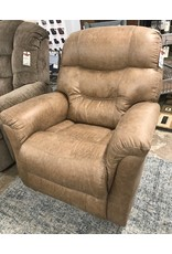 HomeStretch Camel Faux Leather Triple Power Recliner (196-96-15)