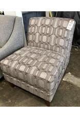 La-Z-Boy Eve slipper Chair in Architect Twilight
