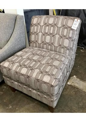 Slipper Chair (Architect Twilight)