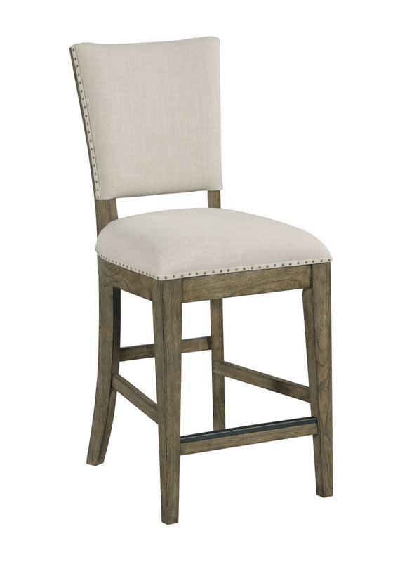 Kincaid Kimler Counter Height Chair (Stone)