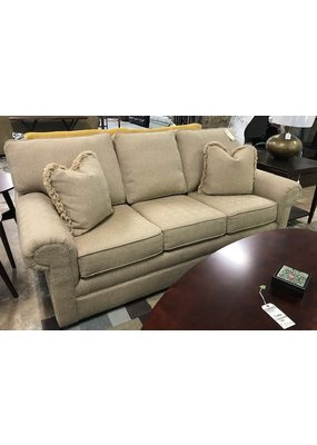 Kincaid Custom Select Small Sofa (Patmos Straw)