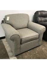 Kincaid Kincaid Hickory Fry Chair in Grande Steel (302-74)