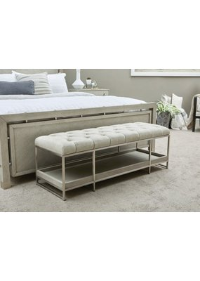 Tufted Storage Bed Bench