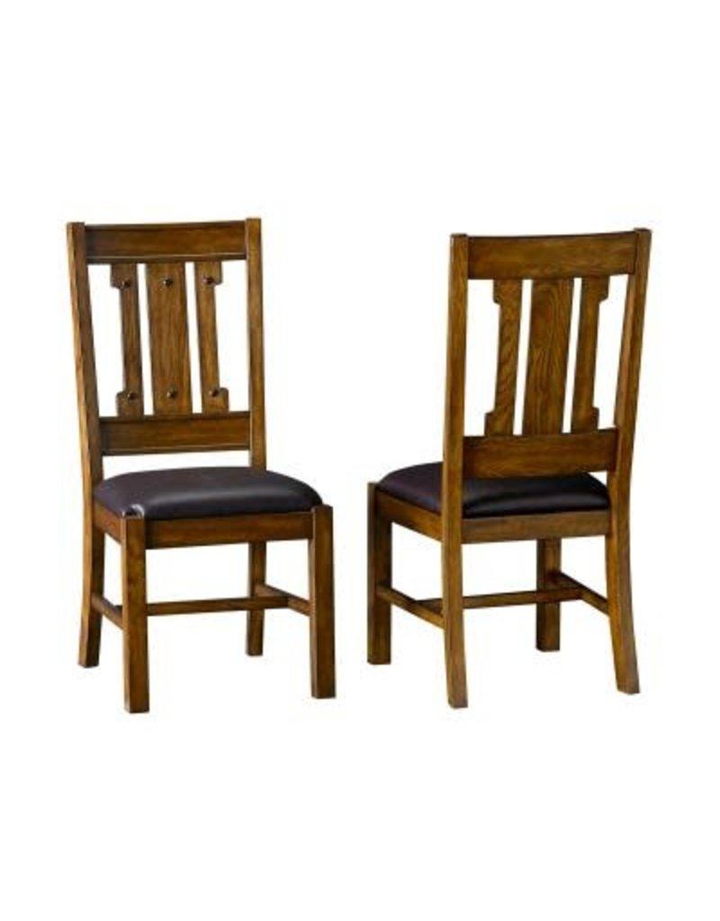 A-America A-America Wolf Creek Side Chair (WOF-DO-2-65-K)