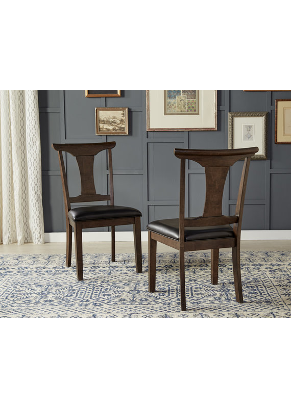A-America Brooklyn Heights T-Back Side Chair