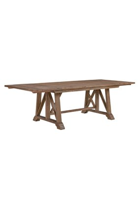 A-America McMillan Trestle Dining Table