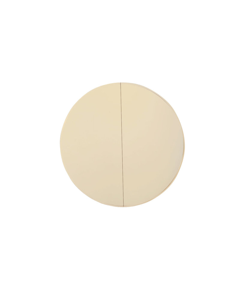 American Drew American Drew Camden (Buttermilk) round pedestal table (920-704R)
