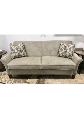 Bowie Sofa (Handwoven Linen)