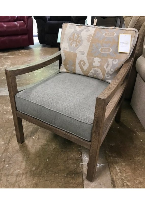 Kincaid Darby Chair (Ova Birch & Baelish Stone)