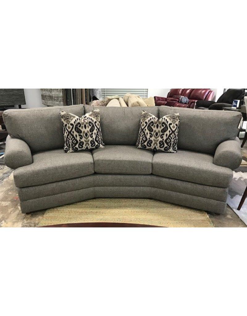Kincaid Kincaid Conversational Sofa in Revolution Grande Steel
