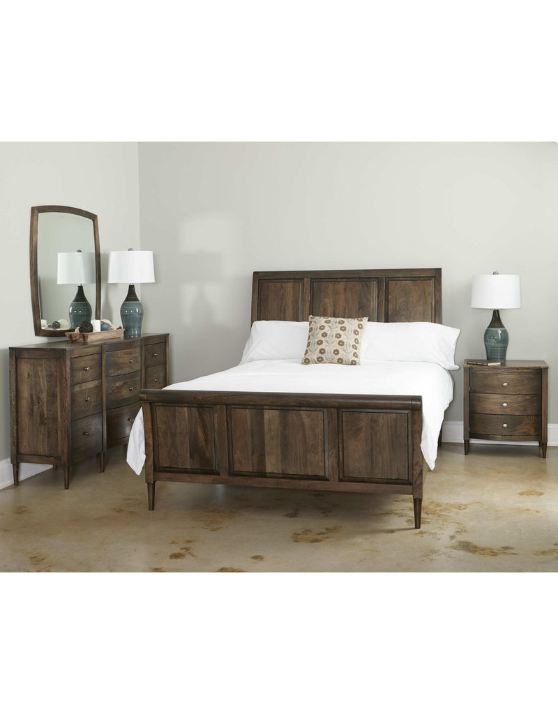 Style N Living Style N Living Phlox Queen Complete Bed (IPHL-Q )