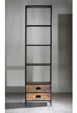 "Villa 2 Milano 2 Drawer 22"" Bookshelf (20205773S)"
