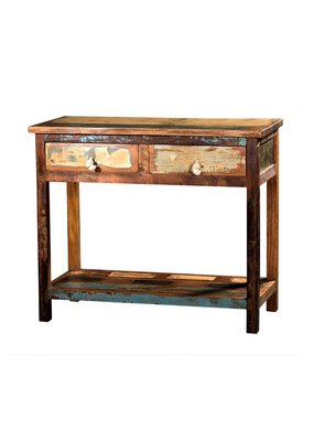 Reclaim Wooden Console Table