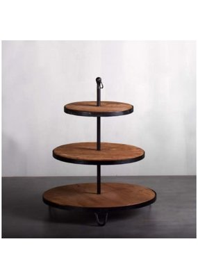 Expedition Cake Stand