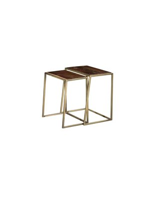 Nesting Square Accent Tables
