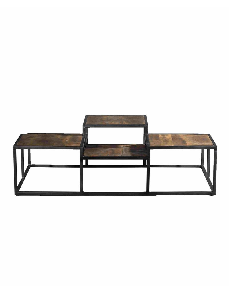 Villa 2 Expedition 6 Level Cocktail Table (99185476)