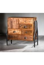 Villa 2 Industrial Mosaic Small Cabinet (60227071)