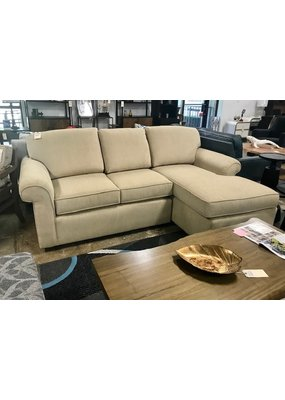 Kincaid Hickory Fry Sectional Chofa (Champion Buff)