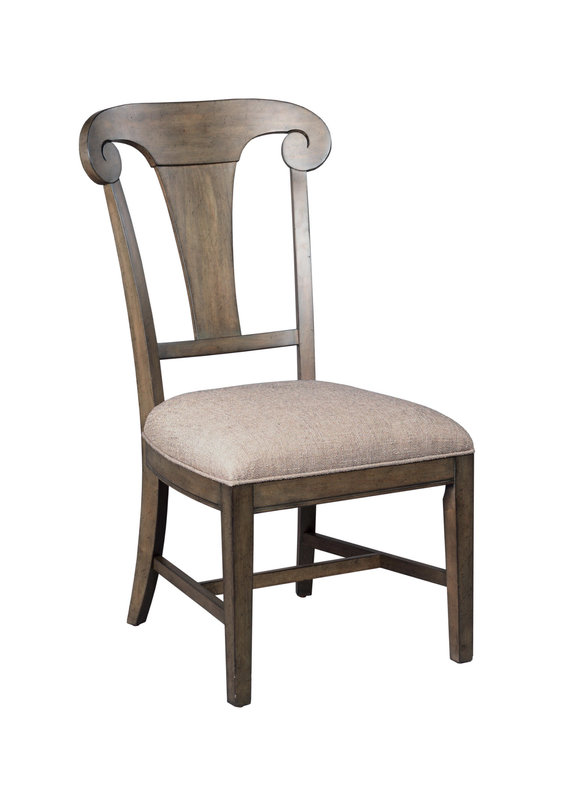 Kincaid Fulton Splat Back Side Chair