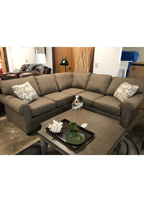 Serena Sectional (Revolution Malibu Canyon Mink)
