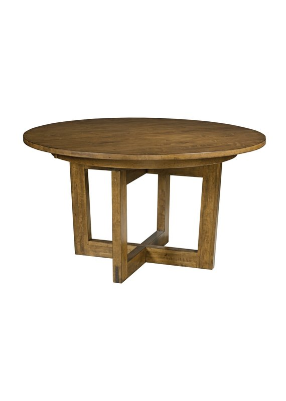 "Kincaid Traverse 54"" Round Dining Table"