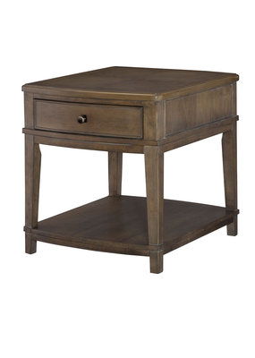 American Drew Park Studio Rectangular End Table
