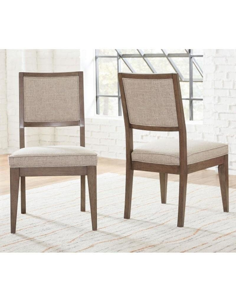 Legacy Classic Apex Upholstered Back Side Chair (7700-340)