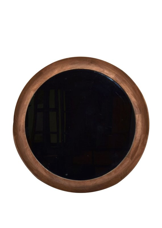 Hamilton Round Mirror (Weather Barn)