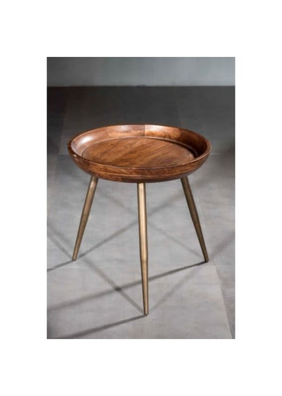 Nepal Tripod Side Table