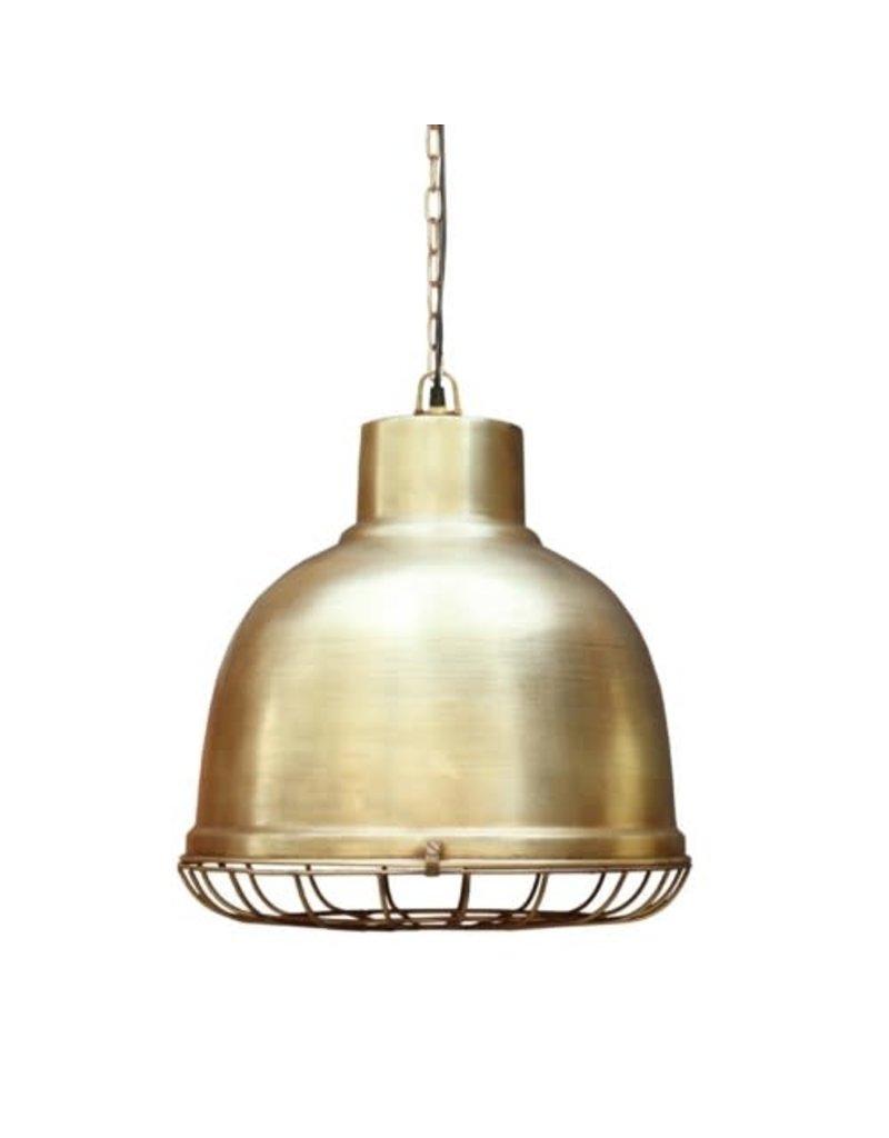 Villa 2 Industry Bronze Caged Pendant (30005118)