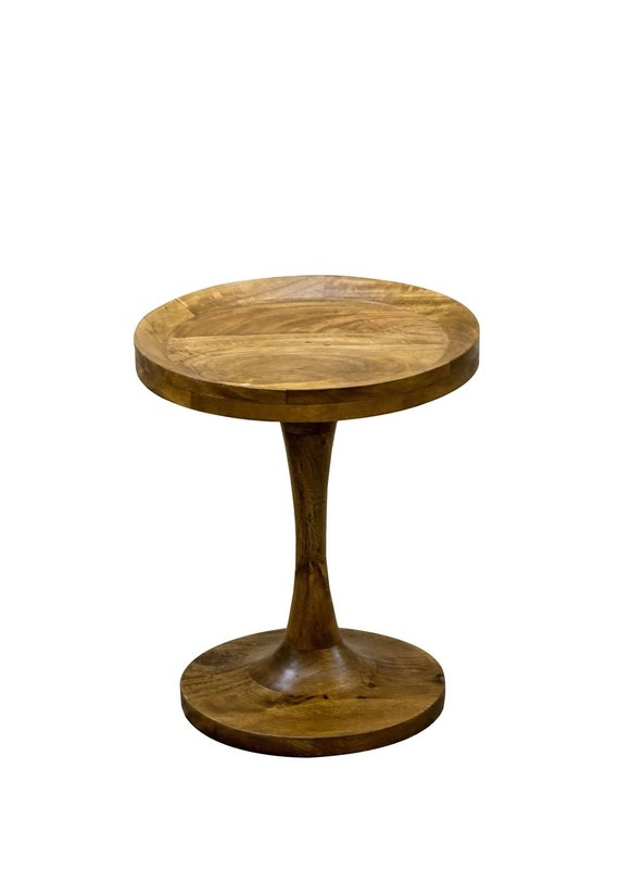 Modish (Oil Brown) Small End Table
