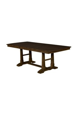 A-America Windham Trestle Dining Table