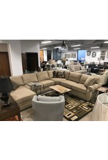 Stone & Leigh Stone & Leigh Veronica 4pc sectional w/LAF Chaise (6170)