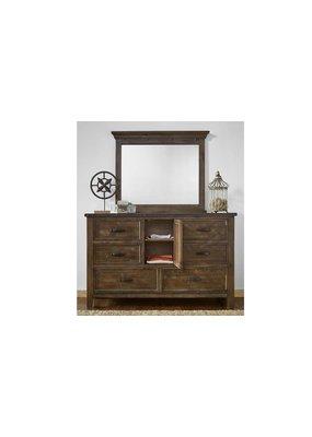 A-America Marquez Dresser (Havana Brown)
