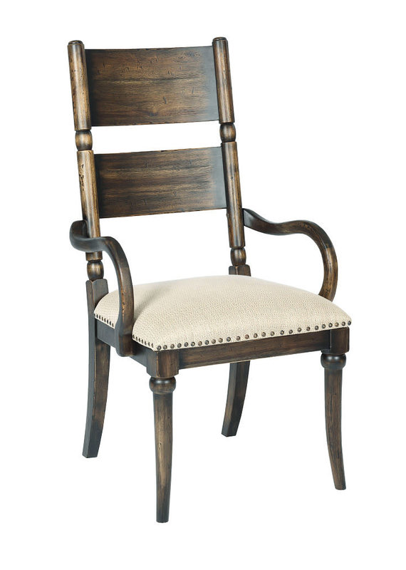 Kincaid Wildfire Post Arm Chair