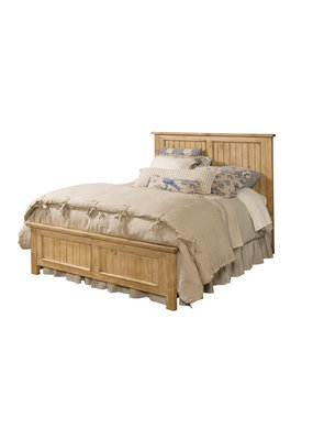 Kincaid Homecoming Pine Queen Panel Bed