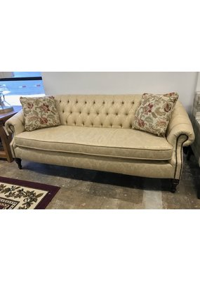 Kincaid Wellsley Sofa (Manchester Ginger)