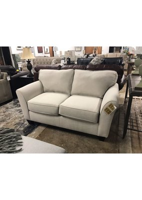 Stone & Leigh Maddie Loveseat (Light Gray)