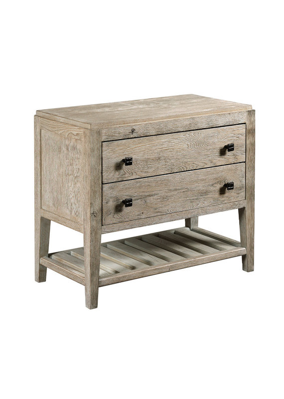 Kincaid Trails Fletcher Nightstand (Sandstone)