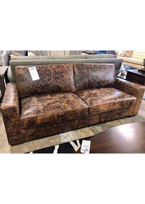 Pasha Home Helios Leather Sofa