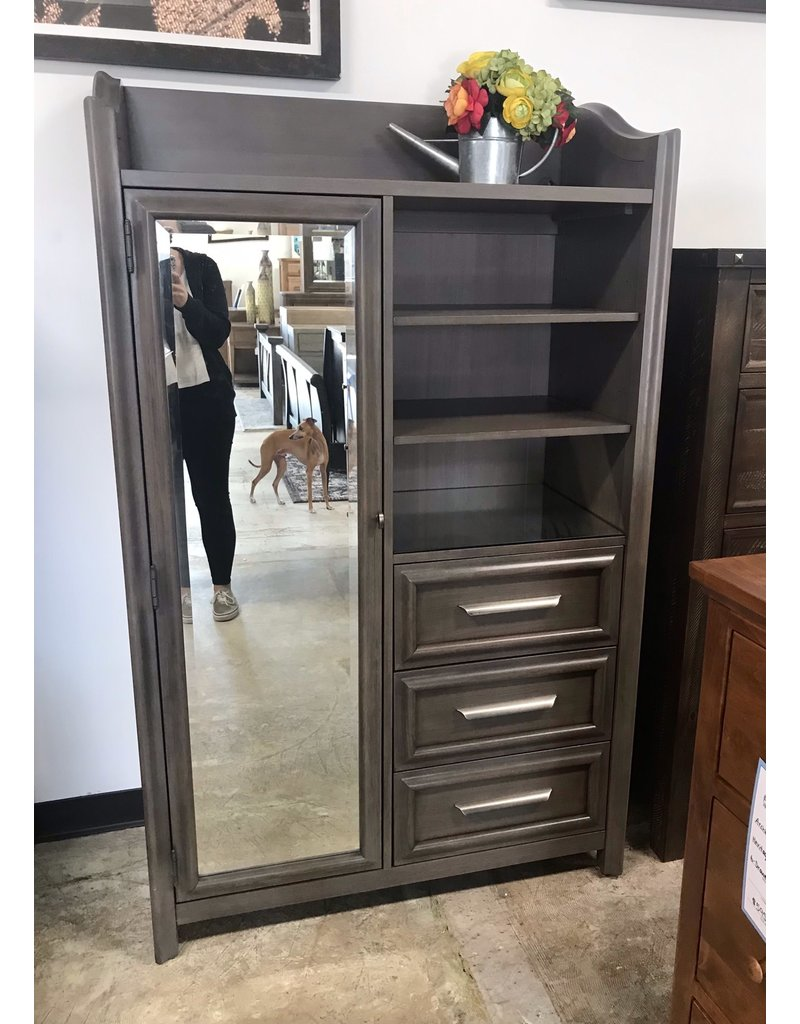 Universal Universal Furniture Serendipity (Gray) Armoire (6342014)